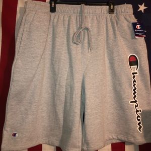 Gray Champion Shorts